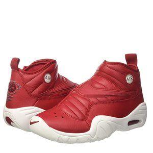 Nike Air Shake NDestrukt Gym Red Basketball Shoes